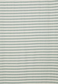 Espadrij l´originale - BEACHPLAID STRIPES - Accessorio da spiaggia - ecru/pistache - 1