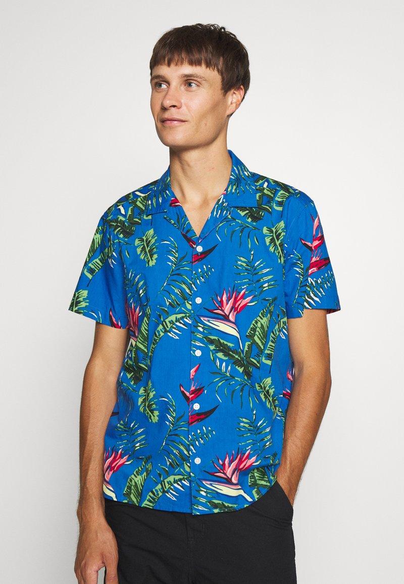Esprit - HAWAII  - Hemd - blue