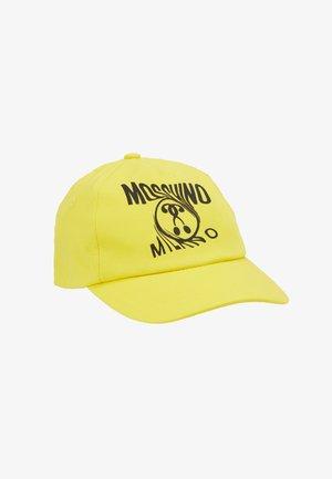 Cap - blazing yellow