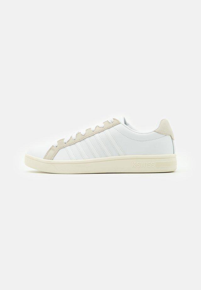 COURT TIEBREAK - Baskets basses - white/offwhite