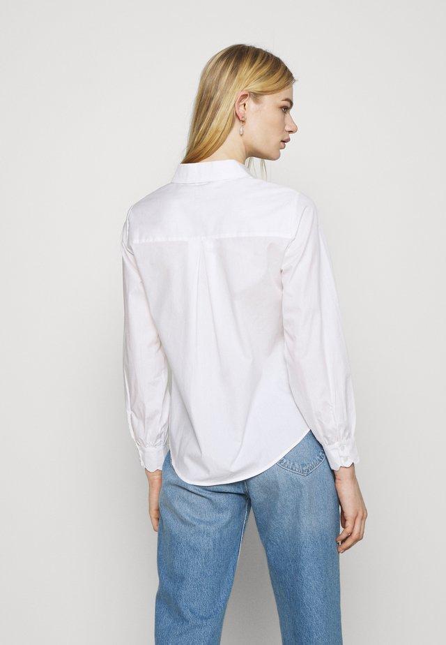 YASBELLA  - Button-down blouse - bright white