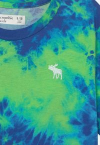 Abercrombie & Fitch - T-Shirt print - blue/green - 2
