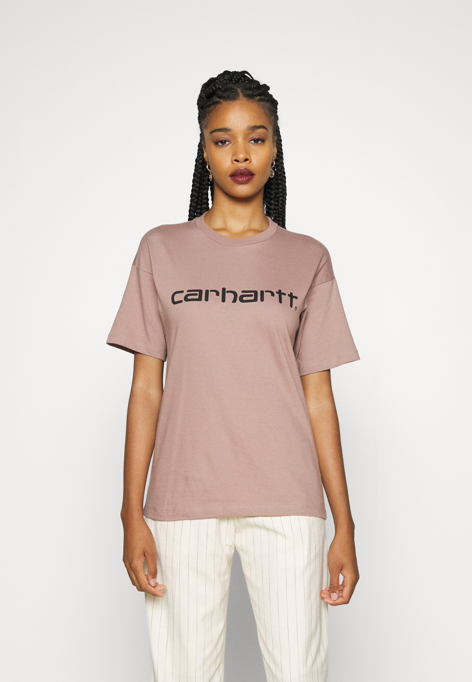 Damen SCRIPT - T-Shirt print