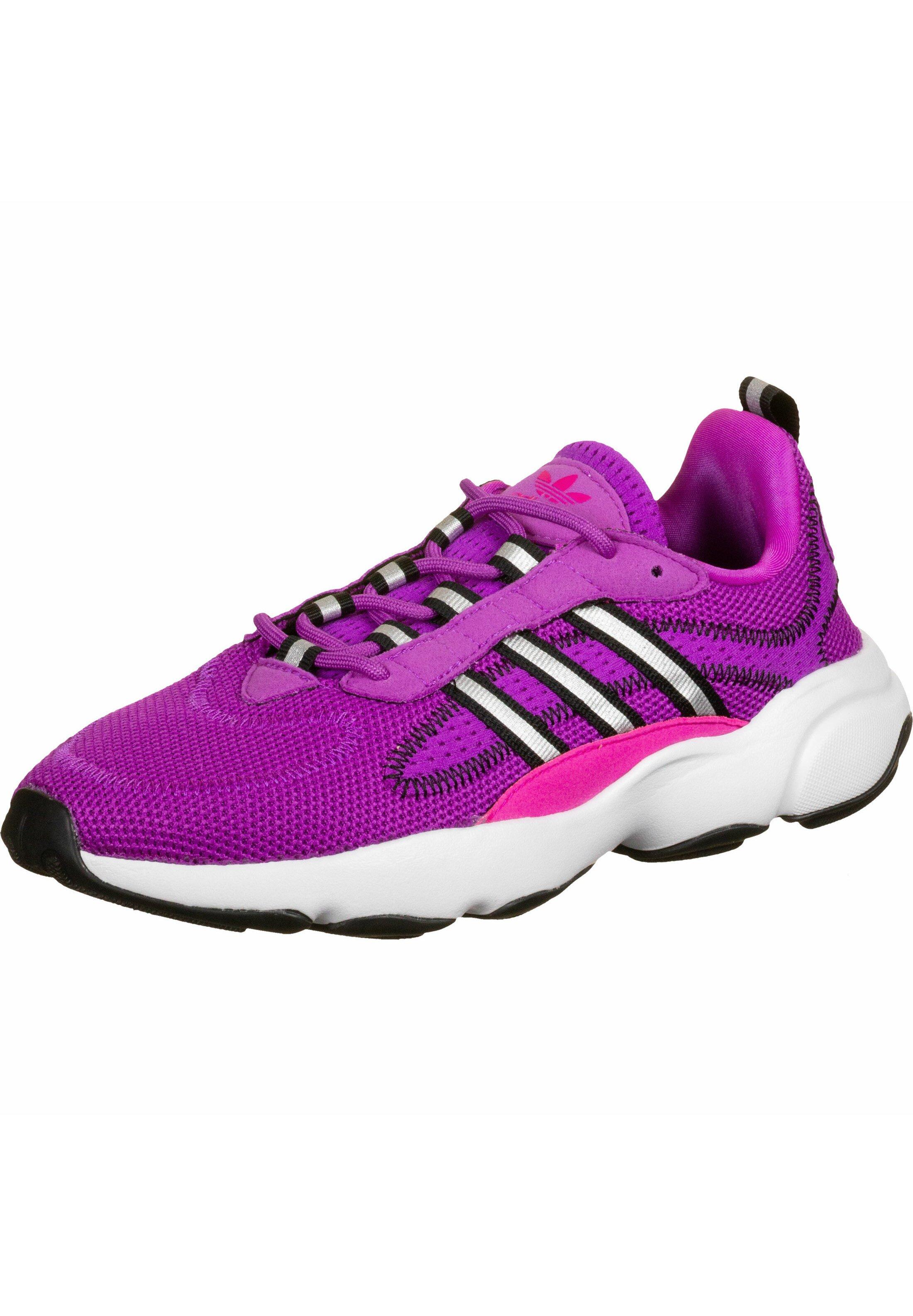 Gutes Angebot adidas Originals HAIWEE - Sneaker low - pink/silver | Damenbekleidung 2020