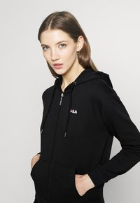 Fila - Zip-up hoodie - black - 4