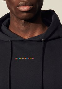 sandro - CREW RAINBOW - Sweatshirt - marine - 4