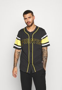 Fanatics - MLB PITTSBURGH PIRATES ICONIC FRANCHISE SUPPORTERS  - Club wear - black - 0