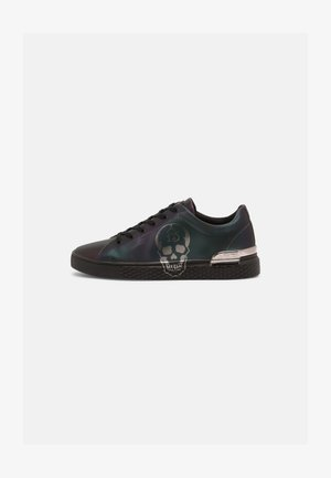 LUCKY LOW TOP  - Trainers - iridescent/gunmetal