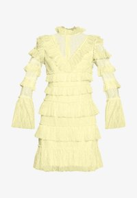 By Malina - DRESS - Cocktail dress / Party dress - lemon - 4