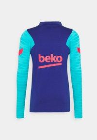 Nike Performance - FC BARCELONA DRY - Klubbkläder - deep royal blue/lt fusion red - 1