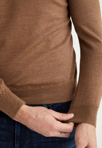 DeFacto - ITALIAN COLLECTION - Jumper - brown - 4