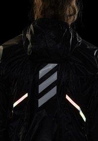 adidas Performance - TERREX AGRAVIC PRO WIND.RDY WINDBREAKER - Windbreaker - black - 4