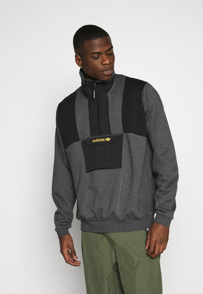 adidas Originals - ADVENTURE SPORTS INSPIRED - Bluza - dark grey
