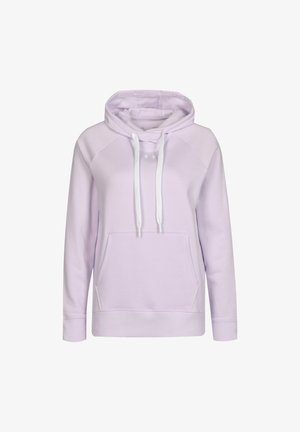 RIVAL  - Hoodie - crystal lilac / white