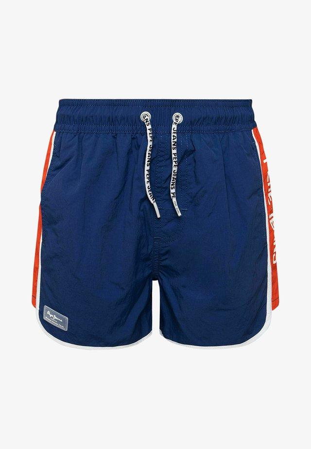 Shorts da mare - azul marino
