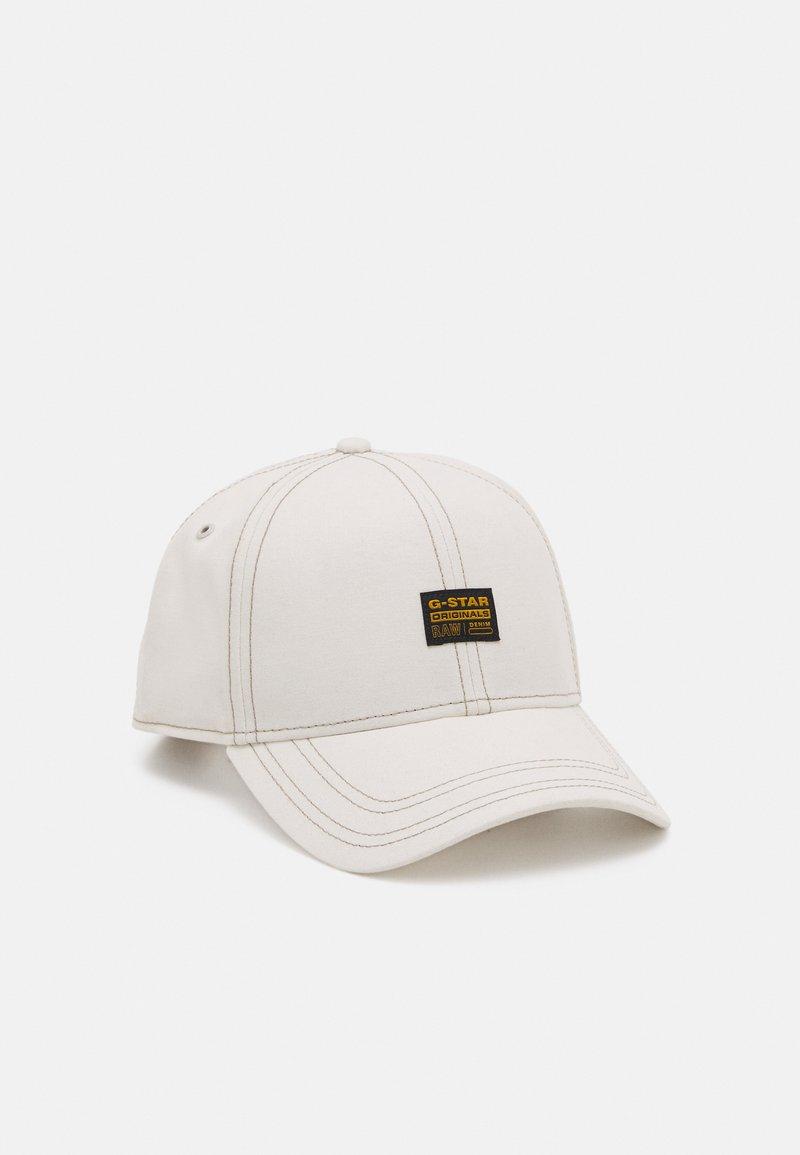 G-Star - ORIGINALS BASEBALL CAP - Cap - whitebait