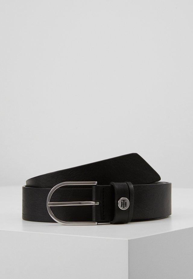CLASSIC BELT  - Gürtel - black