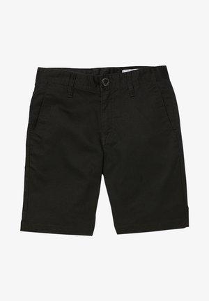 FRICKIN CHINO SHORT - Shorts - black