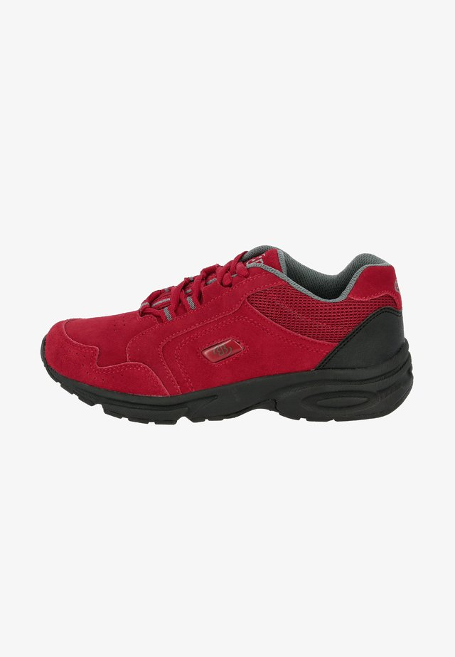 BEQUEMSCHUH CIRCLE - Hiking shoes - red