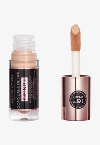 Make up Revolution - INFINITE CONCEALER - Concealer - c8 - 0