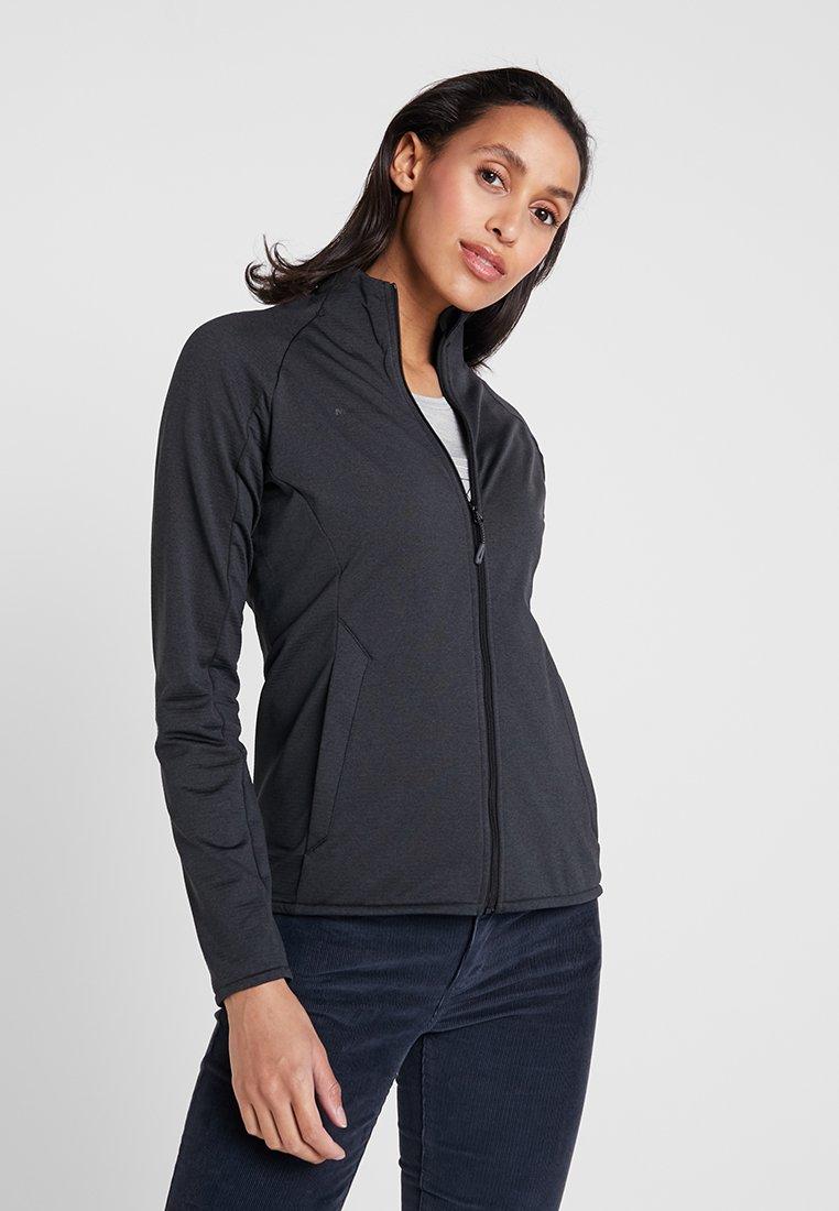 Mammut - NAIR ML - Fleece jacket - black