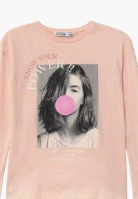 Tiffosi - GWEN - Langærmede T-shirts - light pink - 3