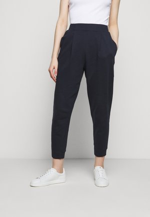 BRIC - Tracksuit bottoms - blau