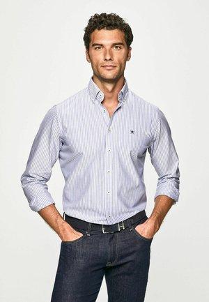 OXFORD  - Formal shirt - blue white