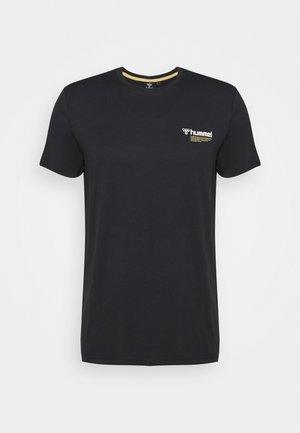 HMLKIRBY - Print T-shirt - black