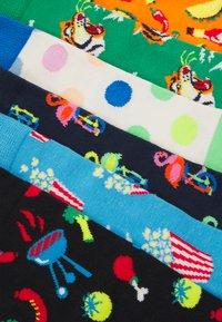 Happy Socks - 7 DAYS SOCKS GIFT UNISEX 7 PACK - Socks - multi - 3