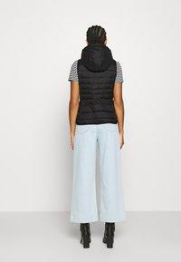 ONLY - NOOS - Waistcoat - black - 2