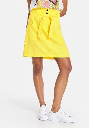 A-line skirt - summer sun