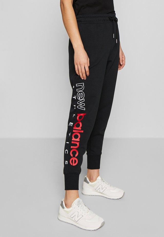 ESSENTIALS ICON - Pantalon de survêtement - black