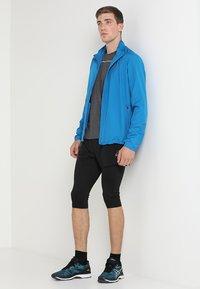 ASICS - SILVER SPLIT SHORT - Sports shorts - performance black - 1