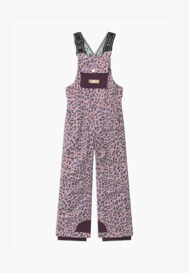 LIMELIGHT UNISEX - Pantaloni da neve - winsome orchid