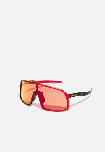 SUTRO UNISEX - Sportsbriller - mattredline