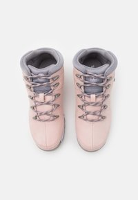 Timberland - EURO SPRINT - Bottines à lacets - light pink - 3