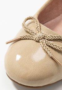 Tamaris - Ballet pumps - nude - 2