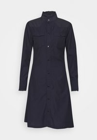 G-Star - WESTERN SLIM FRILL DRESS - Shirt dress - rinsed - 4