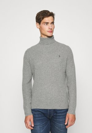 LONG SLEEVE - Pullover - fawn grey heather