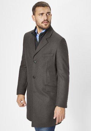 LEONARDO - Short coat - anthra