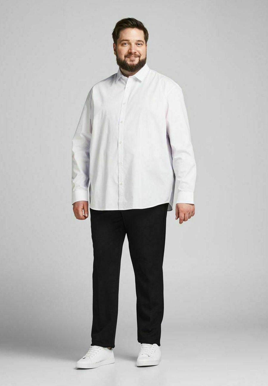 Uomo 2 PACK - Camicia - white