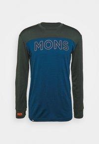 Mons Royale - YOTEI TECH  - Sports shirt - atlantic/rosin - 3