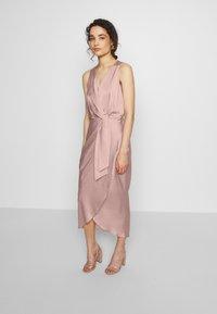 Ted Baker - POHSHAN - Sukienka koktajlowa - lt-pink - 0