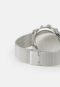 Tommy Hilfiger - SAWYER - Watch - silver-coloured/blue - 1