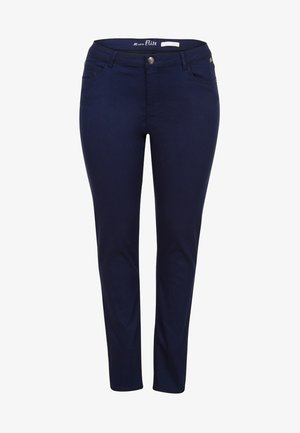 ELISE - Slim fit jeans - dark blue