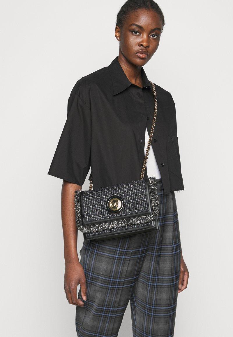 Elisabetta Franchi - WOMENS BAG - Handbag - nero