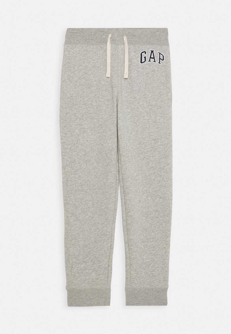 GAP - BOY HERITAGE LOGO  - Pantaloni sportivi - light heather grey