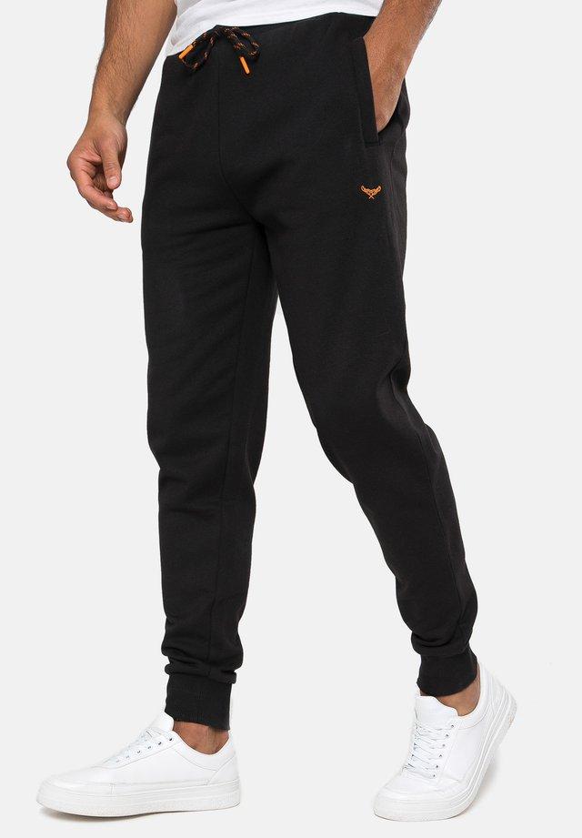 TRIFOLIATE - Teplákové kalhoty - schwarz