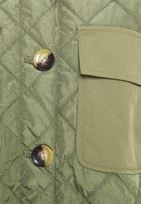Soaked in Luxury - COAT - Classic coat - olivine - 2